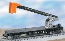 O Scale Cherry Picker Flat Car - Lionel lines - Lionel #6-29839