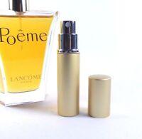Lancome Poeme Eau de Parfum 6ml Atomizer Travel Spray EDP 0.20 oz Poême