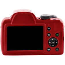 Polaroid 18MP 50x Zoom Instant Digital Camera with 3-inch TFT - (Red)