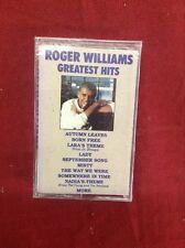 Roger Williams-Greatest Hits sealed Cassette