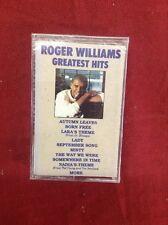 Roger Williams-Greatest Hits sealed Cassette