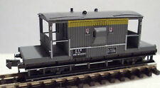Peco NR-28C BR 20 Ton Guards Van DB953053 Dutch Livery 'N' Gauge Tracked 48 Post