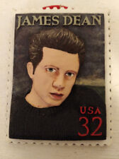 James Dean Stamp Kurt S. Adler Ornament MIB USPS RARE