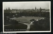 SUNDERLAND  BOWLS  Mowbray Park Bowling Green with players  RP