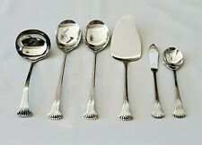 Supreme Cutlery MARCHESA 6 Pc Serving Hostess Set Ladle Towle Stainless Japan