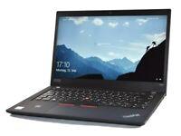 "New Lenovo ThinkPad T490 14"" WQHD HDR i7-8665U 16GB 512GB SSD FPR IRCam 3Yr WRTY"