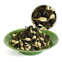 Organic Supreme Taiwan High Mountain Jasmine Tung Ting Dong Ding Oolong Tea