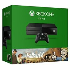 Xbox One 1 TB Console Fallout 4 Bundle Very Good 5Z