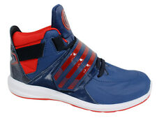 Adidas Disney Marvel Avengers Capt. America Junior Lace Up Trainers AF3991 D138