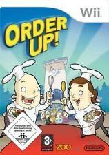 Nintendo Wii Gioco - Order Up Nell'imballaggio Usato