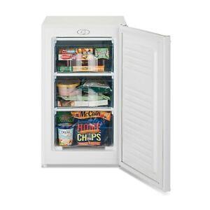 IceKing RZ109WE 48cm Under Counter Freezer | Freestanding Freezer White