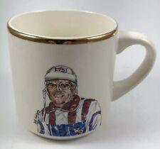 Vinta Horse Harness Racing Jockey William O'Donnell Meadowlands Coffee Cup Mug