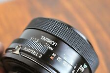 TAMRON (for Pentax m42 Screw Mount)  BBAR MC 28mm f/2.5 Lens   * Made in Japan *