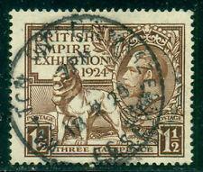 Great Britain Sg-431, Scott # 186, Used, Fine+, Great Price!
