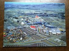 1979 Japan Osaka, Bird's Eye View of Japan World Exposition Postcard