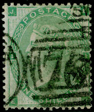 SG90, 1s green, USED. Cat £275. EJ