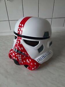 Star wars Storm-trooper Cosplay Helm Harte PVC Masken Kostüm
