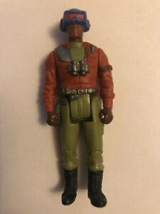 Rare M.A.S.K Hondo Maclean Firecracker (US version with short helmet)