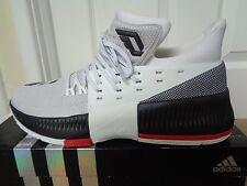 Adidas D Lillard 3 Zapatillas Sneakers zapatos BB8268 UK 9 EU 43 1/3 nos 9.5 Nuevo + Caja