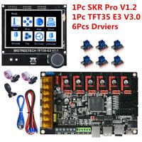 BIGTREETECH SKR PRO V1.2 32Bit Board+TFT35 E3 V3.0+TMC2209 TMC2208 UART Driver