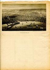 Vintage MAGNUS LETTERHEAD TOLEDO OH city overview b&w unused