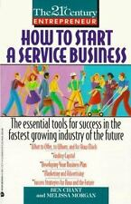 How To Start A Service Business (21st Century Entrepreneur)-ExLibrary