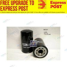 Wesfil Oil Filter WCO1 fits Ford F250 5.4 V8 AWD,7.3 D V8 AWD,7.3 D V8,7.3 V8
