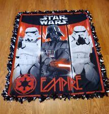 Star Wars Empire Fleece Tie Blanket