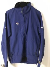 Mountain Hardwear Men's Full Zip Hooded light jogging jacket Sz Medium