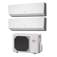 Climatizzatore dual split Fujitsu LM Inverter 7+7 7000+7000 Btu A++ AOYG14LAC2