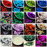 6mm Round Loose Shinner Sequins Paillettes DIY Craft Sewing for Clothing Bag