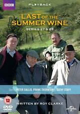Last of the Summer Wine: The Complete Series 27 and 28 [DVD]
