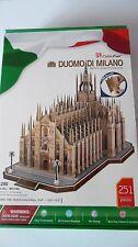 3D Puzzle Duomo di Milano Mailand Cathedral Kathedrale Italien Italia Cubic Fun