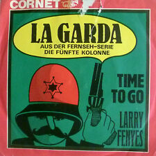"7"" 1968 VG+! LARRY FENYES La Garda (OST die 5. Kolonie)"