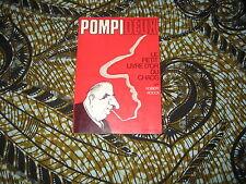 Robert ROCCA: Pompideux, le petit livre d'or du chaos. ENVOI