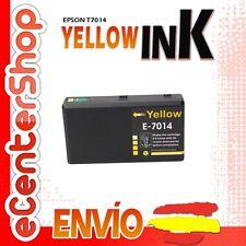 Cartucho Tinta Amarilla / Amarillo T7014 NON-OEM Epson WorkForce Pro WP-4535DWF