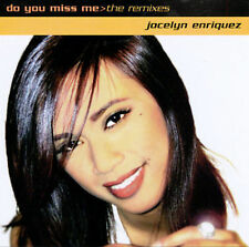Do You Miss Me [Single] by Jocelyn Enriquez (CD, Oct-1996, Classified Records)