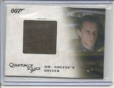 James Bond Archives QC26 costume card 105/625