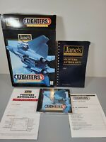 Jane's Fighters Anthology - PC Windows 95 - Big Box complete manual game etc