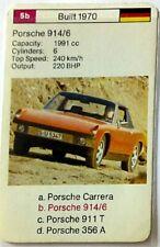 Cuarteto tarjeta individuales-Porsche 914/6 - art.nr.565