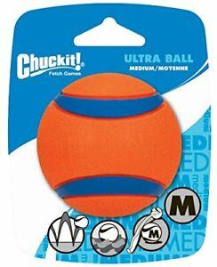 """Petmate 52068 2.5"""" Chuckit! Ultra Squeaker Ball"""