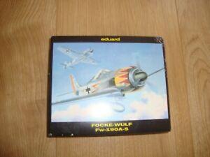 L208 Eduard Model Kit 4401 - Focke Wulf Fw-190A-5 - 1/144