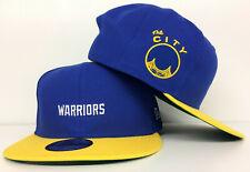Golden State Warriors New Era 9FIFTY NBA Adjustable Snapback Hat Cap HWC