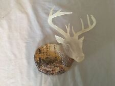 "Bradford Exchange Whitetail Deer Sculpture ""Princely Realm"" by Greg Alexander"