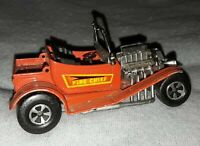 Vintage LESNEY MATCHBOX K50-53  Fire Chief   1974 Die-cast car made in england