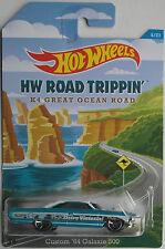 "Hot Wheels Road Trippin´ - ´64 Ford Galaxie 500 Custom ""K4 Great Ocean Road"" OVP"