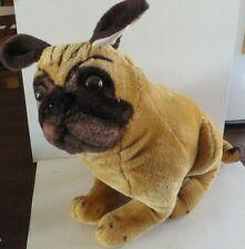 """Large Melissa & Doug Plush Stuffed Pug DOG~ 20"""""""