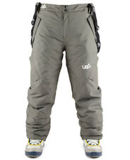 LARGE URBAN BEACH MENS FRICTION SKI PANTS SNOWBOARD TROUSERS SALOPETTES