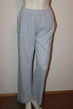 Triumph Pyjama-Hose Lasting Summer PK Gr. 38 helblau mit hellen Streifen