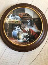 Van Hygan & Smythe Frame Mischief With The Hatbox Plate Bradex 1990